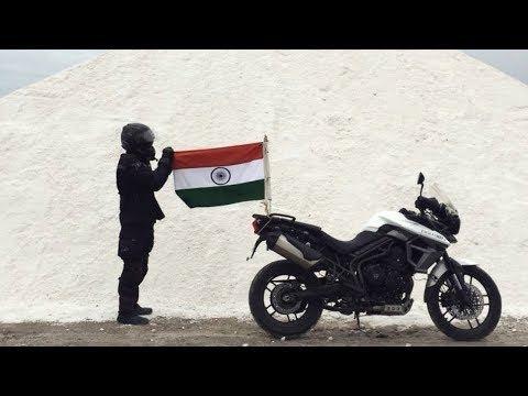 1400km on a TRIUMPH TIGER XRX | Tuticorin | Aqua Outback