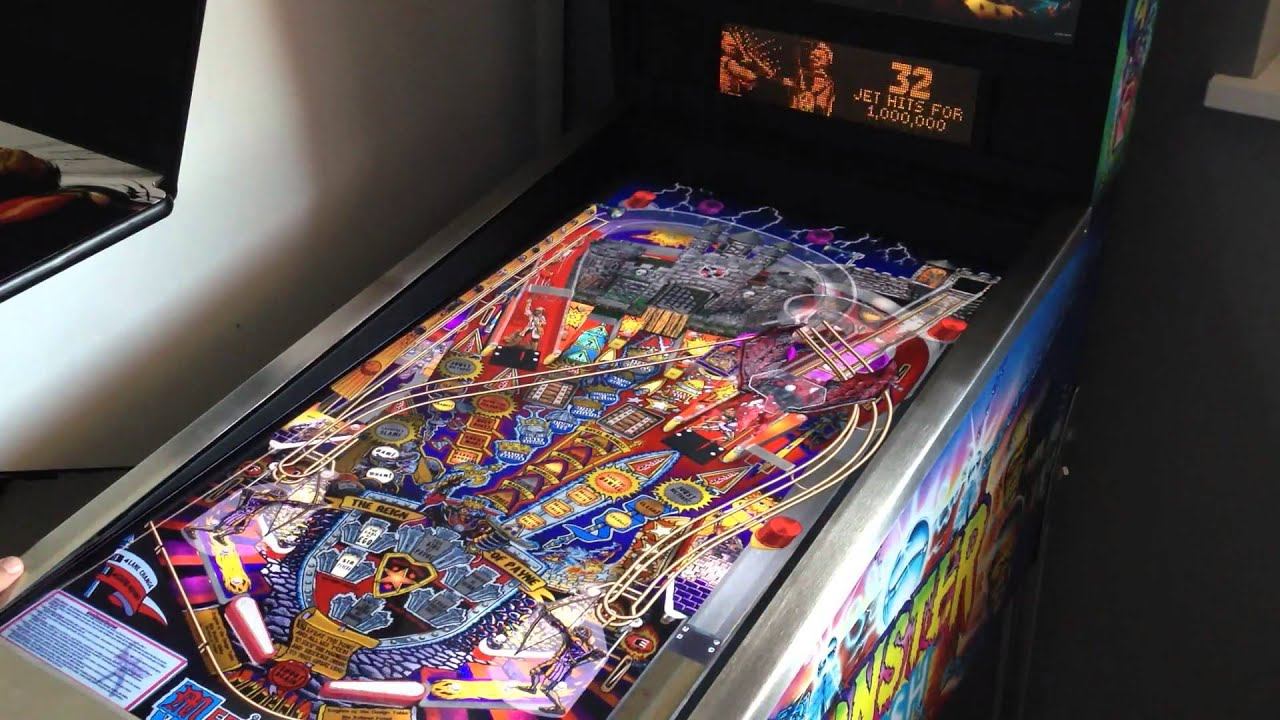 Virtual Pinball Machine Cabinets are awesome | NeoGAF