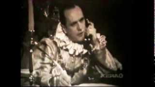Bob Newhart - Tobacco video (Sir Walter Raleigh phone conversation)