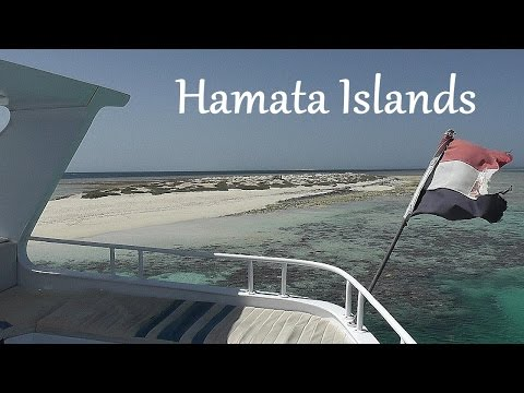 EGYPT: Hamata islands, Red Sea (Marsa Alam) HD