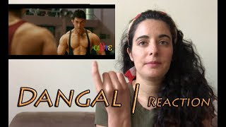 Dangal Indian Version Trailer Reaction | Colombian Girl