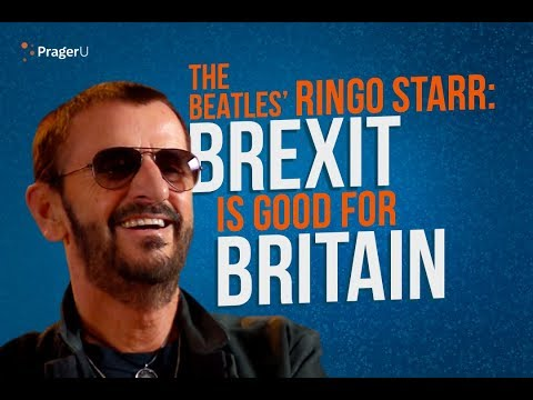 The Beatles' Ringo Starr: Brexit Is Good for Britain