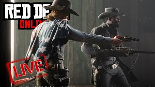 RED DEAD ONLINE -  TUESDAY SHENANIGANS - COMMUNITY LOBBY