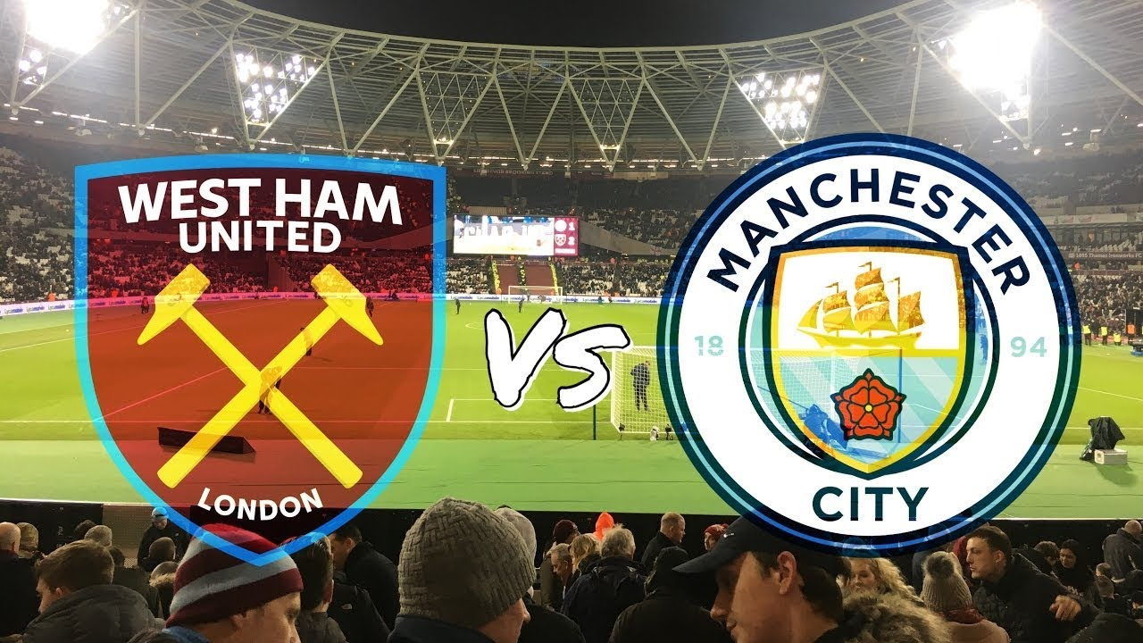 WEST HAM vs MANCHESTER CITY FIFA 2020   Match No 2   Full ...