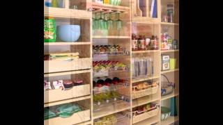 Food Pantry Cabinet Kitchen Ideas