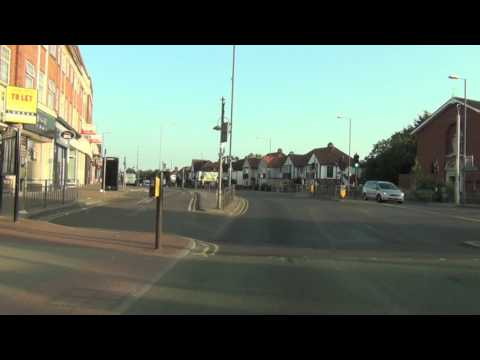 A drive through Tolworth