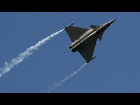 Avion Rafale Meeting Aérien de LENS-BÉNIFONTAINE le 16/09/2012 HD1080p