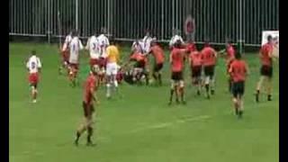 Rugby U20 Zwitserland - Nederland trys