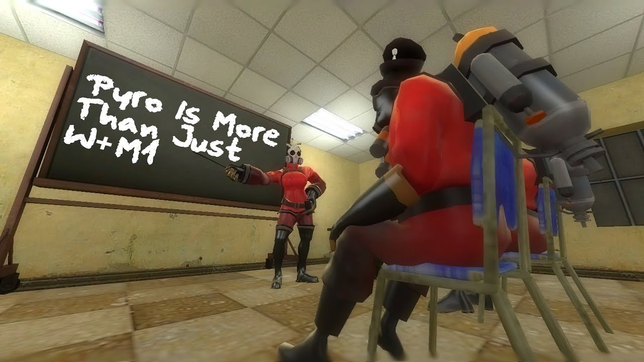[TF2] The Pyro Guide - YouTube