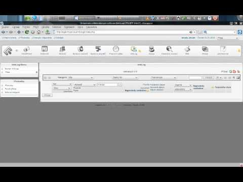 Asterisk VOIP server with eGroupware