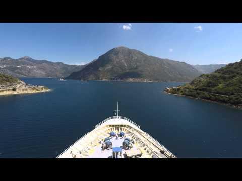 Bay of Kotor at Vision of the Seas