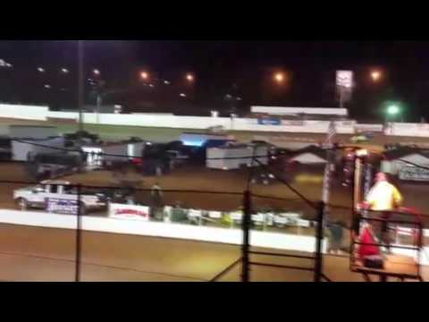 Cleveland Speedway Throwback