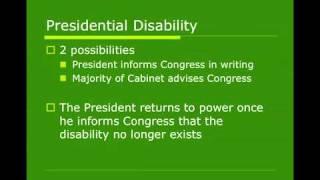 Presidential Succession   Wi Fi