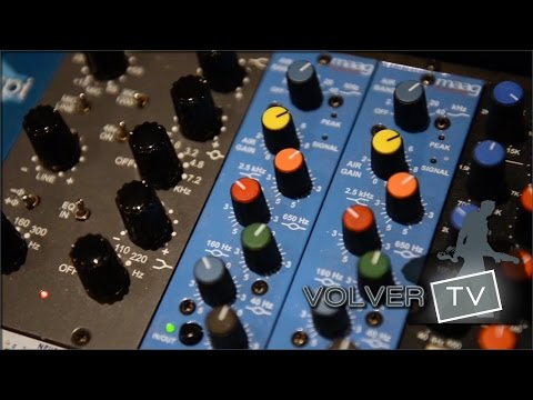 MAAG EQ4 with Air Band for API 500 format - By Crip Theeuwes
