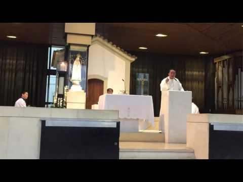 Bài giảng ngắn Đức Mẹ Fatima