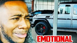 BUYING MY $250,000 DREAM CAR AT AGE 16 *VERY emotional*