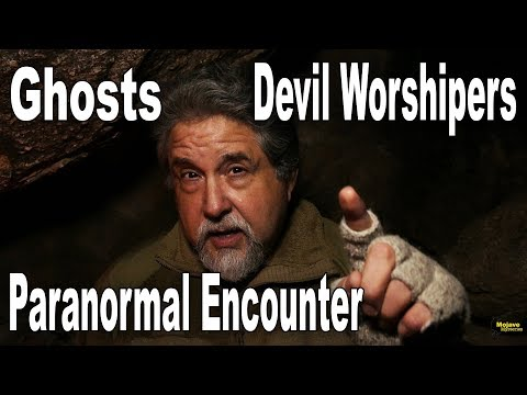 3 Questions - Ghosts, Devil Worshipers and a Paranormal Encounter