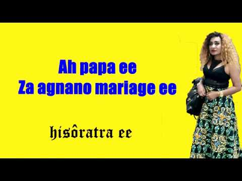VAIAVY CHILA - Mariage (Lyrics) | DINITECH GROUP