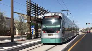 Mesa Arizona Gilbert Light Rail Extension
