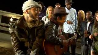 Travie McCoy: Dr. Feel Good ft. Bruno Mars (LIVE ACOUSTIC)