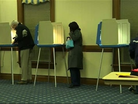 Raw: Kentucky Presidential Primary Voting Begins