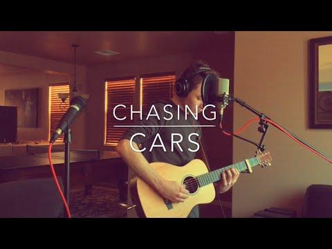 Chasing Cars - Snow Patrol (Acoustic Loop Pedal Cover)