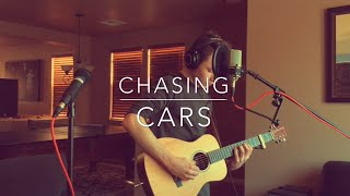 Chasing Cars - Snow Patrol (Acoustic Loop Pedal Cover)