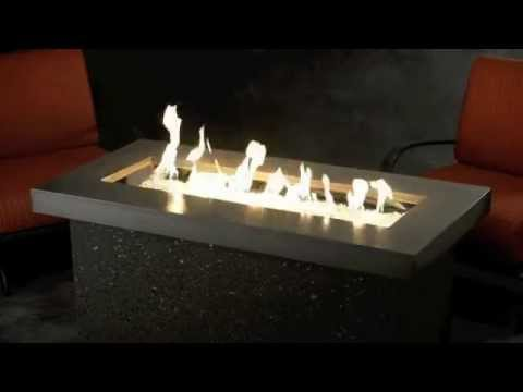 Key Largo MM - Fire Pit Table - The Outdoor GreatRoom Company