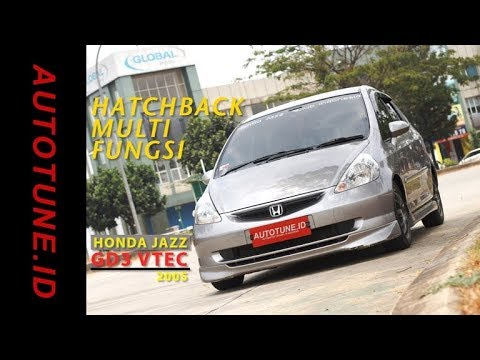 Honda Jazz Sporty 2005 | Mobkas Pilihan | Car Review | Autotune.id