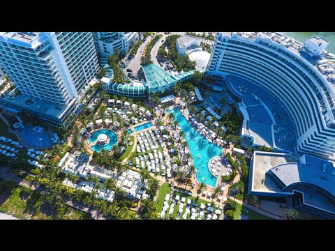 FONTAINEBLEAU LIV MIAMI BEACH!