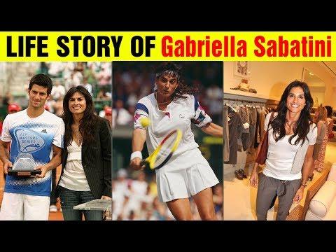 Gabriella Sabatini Life Story | The History of Gabriella Sabatini | Lifestyle of Gabriella Sabatini