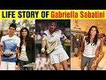 Gabriella Sabatini Life Story | The History of Gabriella Sabatini | Lifestyle o…