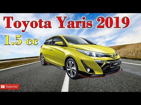 Toyota Yaris 1.5 2019 SLIDE PREVIEW - interior, exterior, performance, safety, specification& price