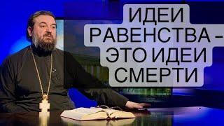 Именно неравенством мир и красив! Протоиерей  Андрей Ткачёв.