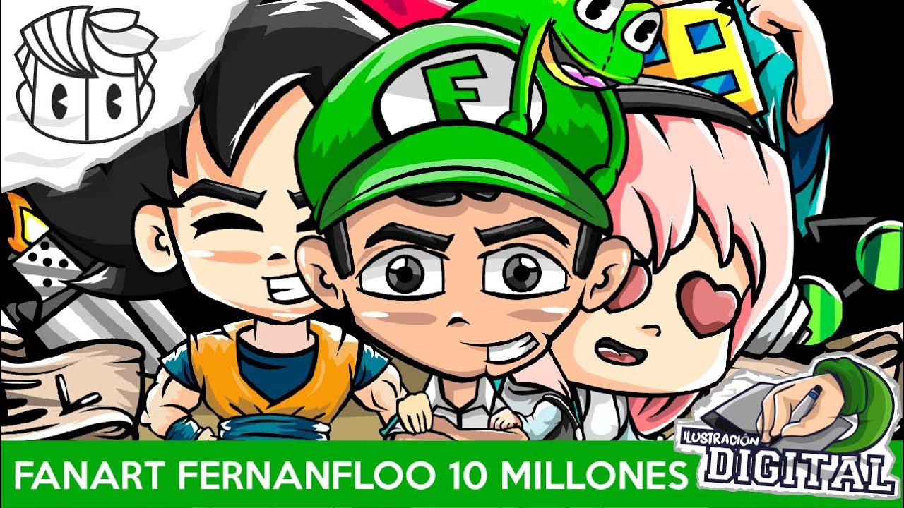 FERNANFLOO 10 MILLONES (Mejores Y Mas
