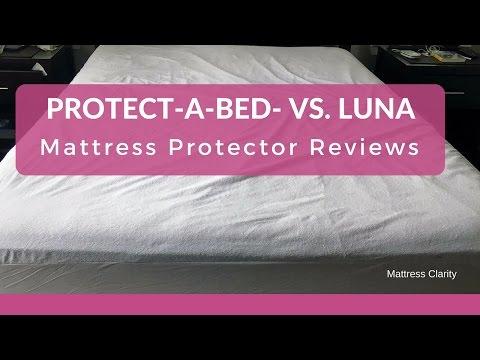 Mattress Protector Reviews: Protect-A-Bed AllerZip Vs. Luna