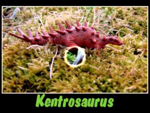 CollectA dinosaur models