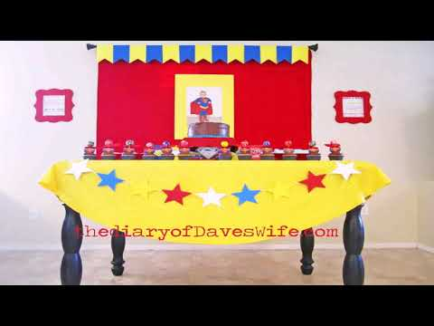 Birthday Decoration Ideas For Baby Boy At Home Youtube