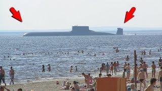 САМЫЕ ОГРОМНЫЕ ПОДВОДНЫЕ ЛОДКИ В МИРЕ! Гигантские Субмарины.