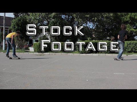 Free Stock Footage - Sports - skateboard tricks, falid
