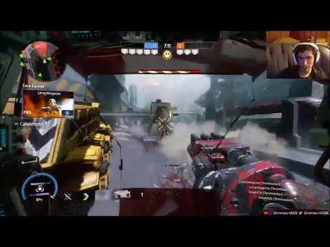 Titanfall 2: Beating Tbagging Ronin Stackers In Titan Brawl | 105k Damage