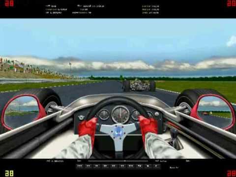 07 01 Anderstorp Grand Prix Legends