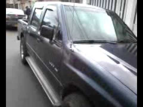 Chevrolet Luv 2300 2300 Doble Cabina Youtube