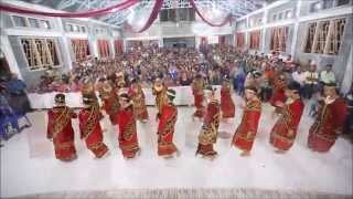 Tari YAAHOWU, tarian penyambutan tamu terhormat di budaya suku NIAS, di pulau Nias, Sumatera Utara