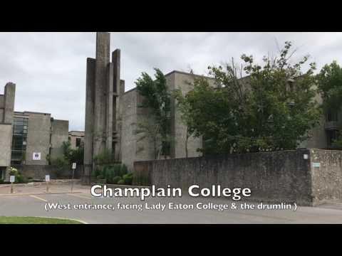 Trent University & Champlain College (August 5, 2017)