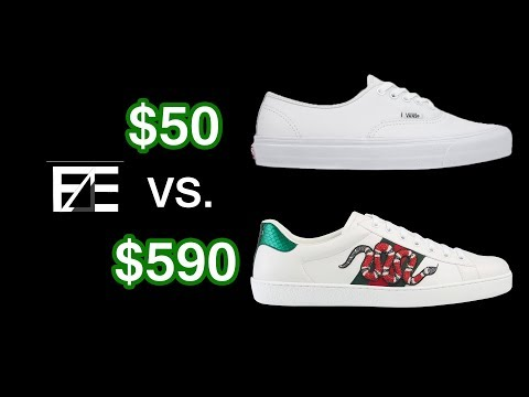 Why YOU SHOULD BE BUYING WHITE SNEAKERS