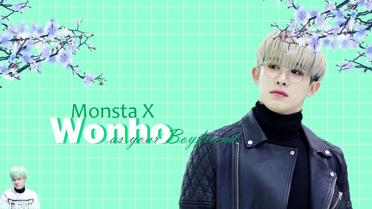 Monsta X Imagines || Wonho as your Boyfriend