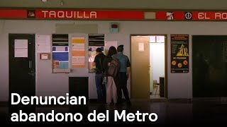 Fallas en el metro - Metro - En Punto con Denise Maerker thumbnail