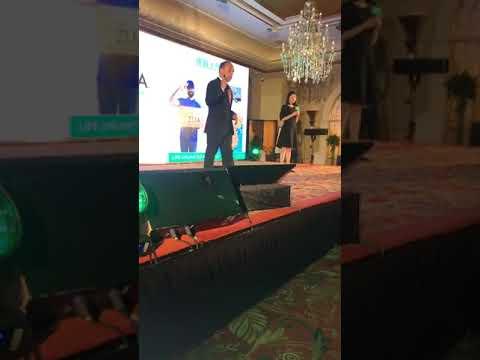 Zija - China Launch with Joel