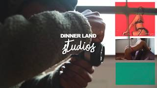 Dinner Land Studios - Behind The Scenes